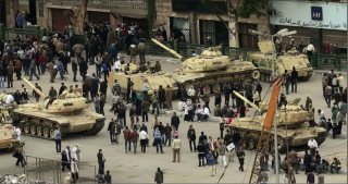 Coup: Egyptian Army Seizes Power Constitution Suspended