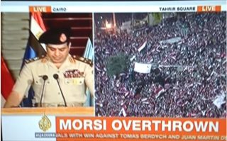 Coup in Egypt Marks the End of America's Illusions About Arab Democracy