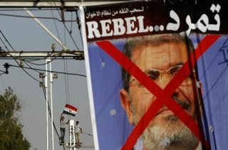 Egypt Army Gives Mursi 48 Hours to Share Power