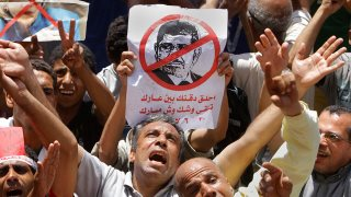 Anti-Government Protests Sweep Egypt