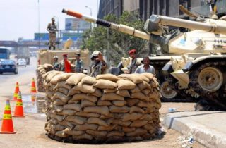 Egyptian Army Coup