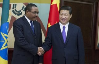 Ethiopia China Relations