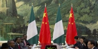 Goodluck Jonathan Visit to China