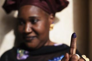 Voting Calm and Peaceful In Mali Presidential Election