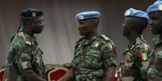Mali United Nations Peacekeeping Operations