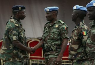 UN Peacekeepers Begin Operations in Mali