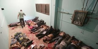 Massacre in Egypt