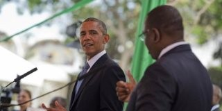 Obama Africans Dispute Homosexuality