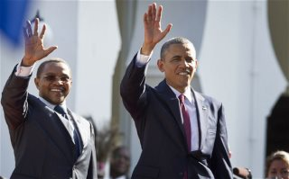 Obama Visits Africa - an End to Paternalism