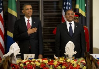 Obama in Tanzania