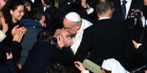 Pope Francis Sanctions Gay Marriage