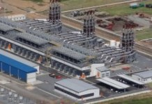 Sasol Gas Power Plant