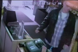 Surveilance Video Catches Informant Planting Drugs On Businessman