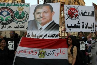 The Crisis in Egypt