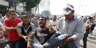 Violence in Egypt