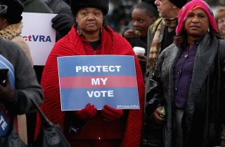 The Voting Wrong Acts - The Gantt Report