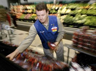 Walmart Hiring Temporary Workers