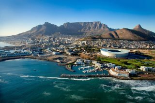World's Top Ten Cities Cape Town