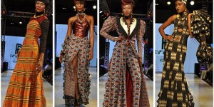 Africa Fashion Week Collection