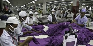 Africa, the Factory Floor of the World?