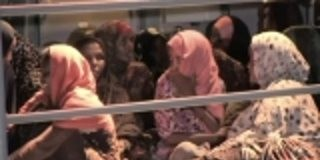 African Migrants Rescued Off Malta