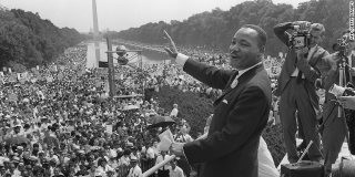 Anniversary Of The March On Washington