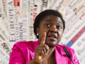 Racist Attacks Continues On Cécile Kyenge Italy's First Black Cabinet Minister