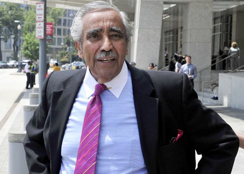 Charlie Rangel Tea Party