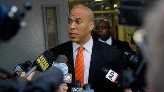 Cory Booker Senate Primary