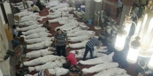 Death Among Pro Morsi Protesters In Egypt
