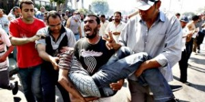 Death Among protesters In Egypt