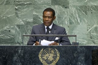 President Obiang And The Kleptocrats In Africa