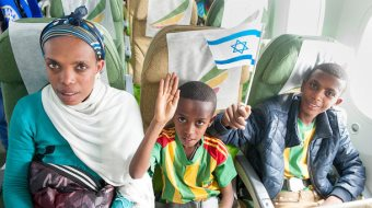 Ethiopian Jews Protest Israeli Gov't Decision To Reduce Jewish Immigration From Ethiopia