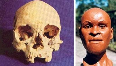 First Americans Were Black African Aborigines