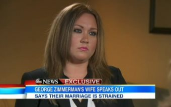 George Zimmerman's Wife Speaks Out