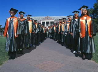 Historically Black Colleges Try to Change With the Times