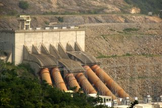 Hydroelectric Project In Central Africa