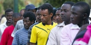 Israel Now Classifyine Eritreans As Ethiopians