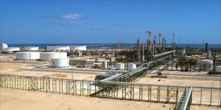 Libya Oil Production Facility Strike
