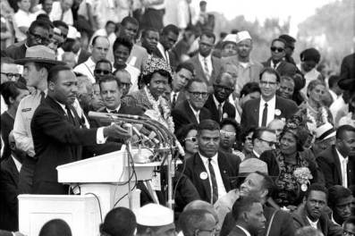 The March On Washington: Celebrating Martin Luther King's Speech While Ignoring Reality