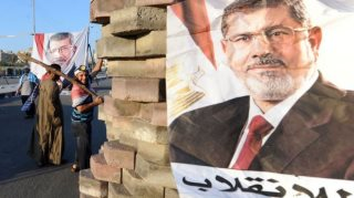 Morsi Supporters Camp