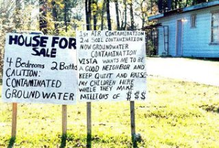 Black Louisiana Town Latest Victim of 'Environmental Racism'