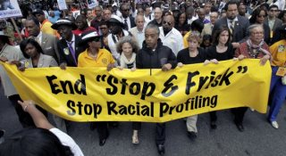 NYPD Stop and Frisk Violates Rights Says Judge