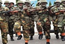 New Division Of The Nigerian Army