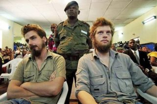 Norwegian Spy Jailed in Congo Found Dead in Cell