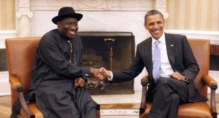Obama Invite Goodluck Jonathan To Washington