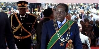 Robert Mugabe Inaugurated As President Of Zimbabwe