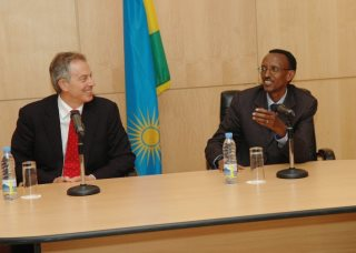 Rwanda And The West