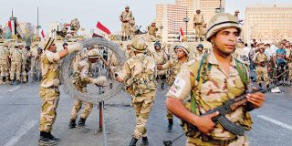 Scenarios Facing Egypt