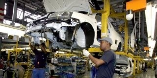 South Africa Auto Industry Strike